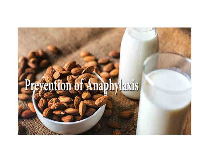 How to prevent anaphylaxis