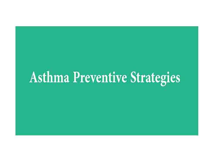 Asthma prevention strategies
